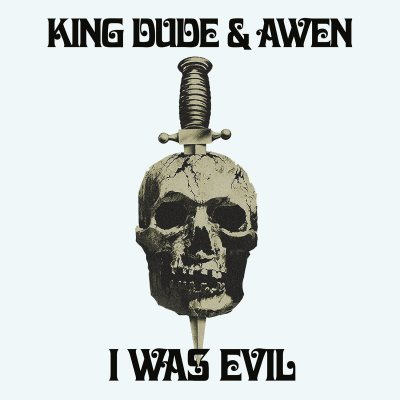 lim. 7 Vinyl King Dude & Awen I Was Evil