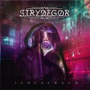 CD Digipak Strydegor Isolacracy