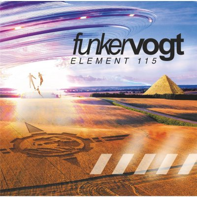 lim col. Set 2digipakCD Funker Vogt Element 115