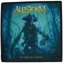 Aufnäher Alestorm No Grave But The Sea