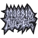 Aufnäher Morbid Angel  Cut Out Logo