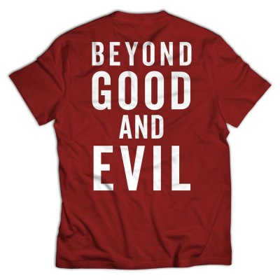 T-Shirt The Skinflicks Beyond Good And Evil