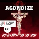 digipak2CD AGONOIZE Revelation Six Six Sick