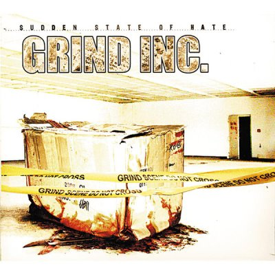 CD Digipak Grind Inc Sudden State Of Hate