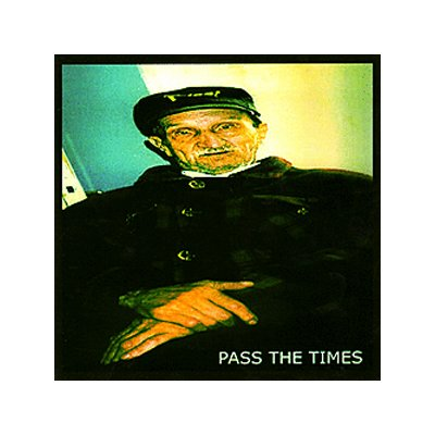 digiPak CD C.O. Caspar Pass The Times