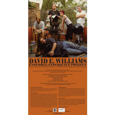 7 Vinyl David E. Williams Ensemble Experience Project