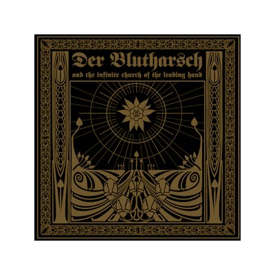 CD Der Blutharsch And The Infinite Church Of The Leading Hand The Story About The Digging Of The Hole And The Hearing Of The Sounds From Hell