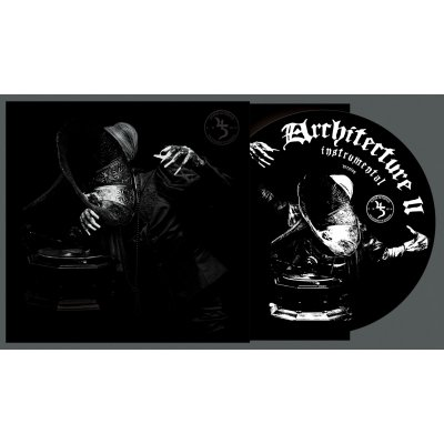 screen printed 12 Vinyl Sopor Aeternus Architecture II (Instrumental Remastered)