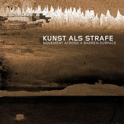 CD Kunst Als Strafe Movement Across a Barren Surface