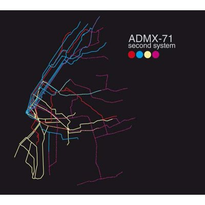 CD ADMX-71 Second System