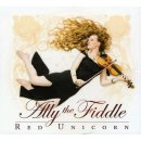 CD Ally the Fiddle - Red Unicorn