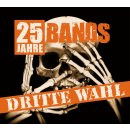CD Dritte Wahl 25 Jahre-25 Bands