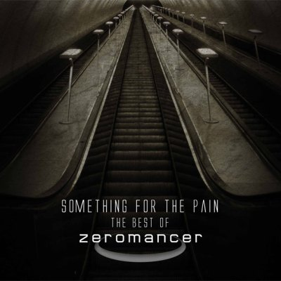2CD Zeromancer Best Of - Something For The Pain