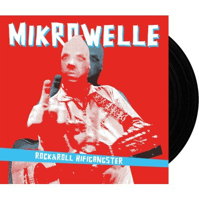 12 Vinyl Mikrowelle Rock & Roll Hifigangster