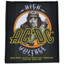 Aufnäher AC/DC High Voltage Angus